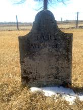 iv cemetery mary