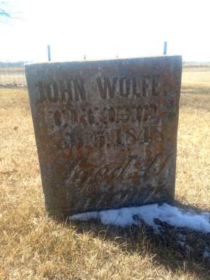 iv cemetery wolfe